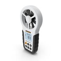 Laserliner AirflowTest Master Anemometer PNG & PSD Images