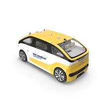 Navya Autonom Cab PNG & PSD Images
