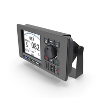 Marine Autopilot Control Unit PNG & PSD Images