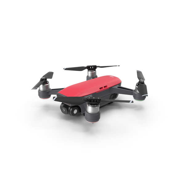 DJI Spark Drone PNG & PSD Images