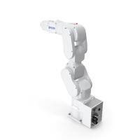 EPSON C8L Robot PNG & PSD Images