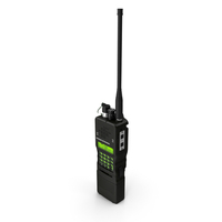 Military Walkie-Talkie PNG & PSD Images