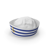 Navy Sailor Hat PNG & PSD Images