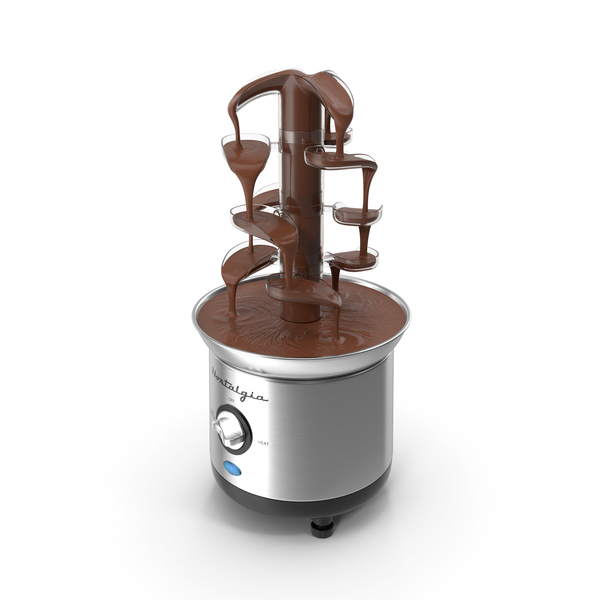 Cascading Chocolate Fountain PNG & PSD Images
