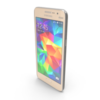 Samsung Galaxy Grand Prime Gold PNG & PSD Images
