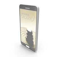Samsung Galaxy J White PNG & PSD Images