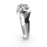 Philips Norelco 9000 Prestige Electic Shaver PNG & PSD Images