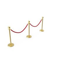 Red Carpet Fence PNG & PSD Images