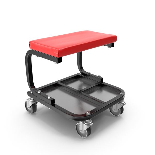 Rolling Mechanic Seat PNG & PSD Images
