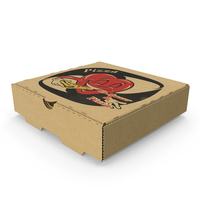 Small Pizza Box PNG & PSD Images