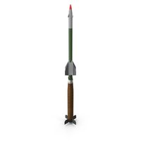 Surface to Air Missile Generic PNG & PSD Images