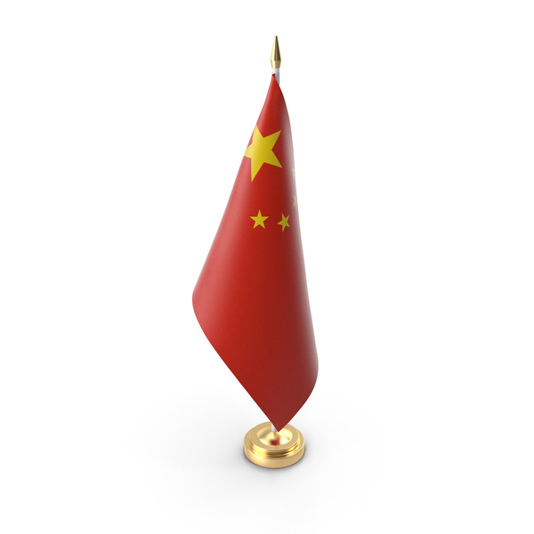 Table Flag China PNG & PSD Images