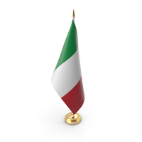 Table Flag Italy PNG & PSD Images