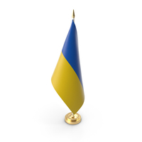 Table Flag Ukraine PNG & PSD Images
