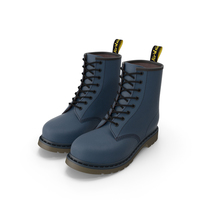 Leather Boots Colors PNG & PSD Images