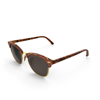 Tortoise Sunglasses PNG & PSD Images