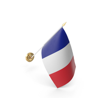 Wall Flag France PNG & PSD Images
