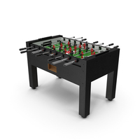 Warrior Table Soccer Pro Foosball Table PNG & PSD Images