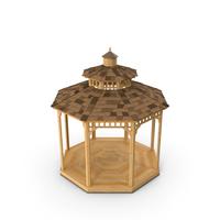 Wooden Gazebo PNG & PSD Images