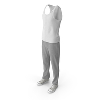 Men's Sport Clothing PNG & PSD Images