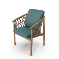 Chair Blue PNG & PSD Images