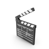 Director's Clapperboard PNG & PSD Images