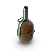 RGD - 5 Grenade PNG & PSD Images