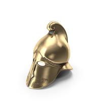 Greek Gold Helmet PNG & PSD Images