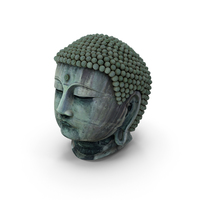 Great Buddha Head PNG & PSD Images