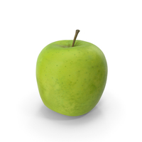 Green Apple PNG & PSD Images