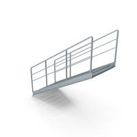 Industrial Stair PNG & PSD Images