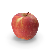 Big Red Apple PNG & PSD Images