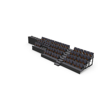 Audience Seating System PNG & PSD Images