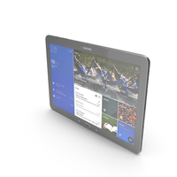Samsung Galaxy Tab Pro 12.2 & 12.2 LTE PNG & PSD Images
