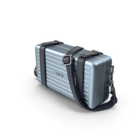 Dior And Rimowa Personal Clutch PNG & PSD Images