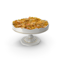 Porcelain Bowl with Chips PNG & PSD Images