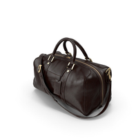 Maxwell Scott FleroS Holdall Chocolate PNG & PSD Images