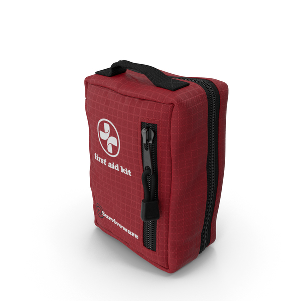 Surviveware First Aid Kit PNG & PSD Images