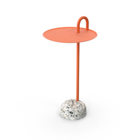 Bowler Side Table PNG & PSD Images