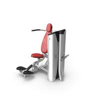 Gym Shoulder Press PNG & PSD Images