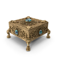 Jewelry Box PNG & PSD Images
