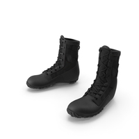 Tactical Boots PNG & PSD Images