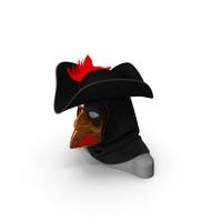 Venetian Carnival Bauta Mask PNG & PSD Images