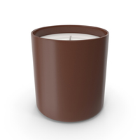 Candle Brown PNG & PSD Images
