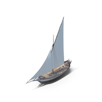 French Merchant Vessel (d'Arles) PNG & PSD Images