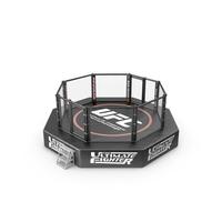 UFC Fighting Arena PNG & PSD Images