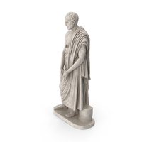 Demosthenes Statue PNG & PSD Images