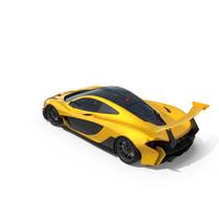 McLaren P1 GTR PNG & PSD Images