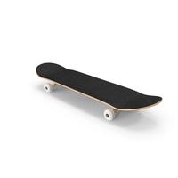 Black Skateboard PNG & PSD Images