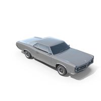 Pontiac GTO 67 PNG & PSD Images